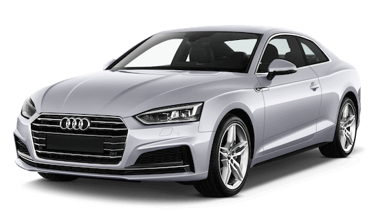 audi a5 coupe frontansicht