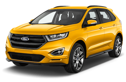 ford edge frontansicht