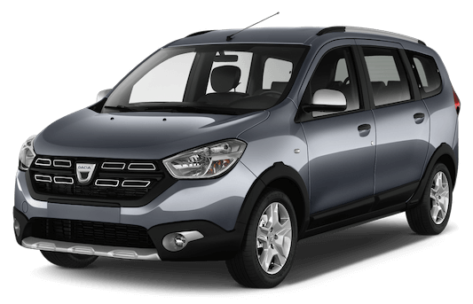 dacia lodgy frontansicht