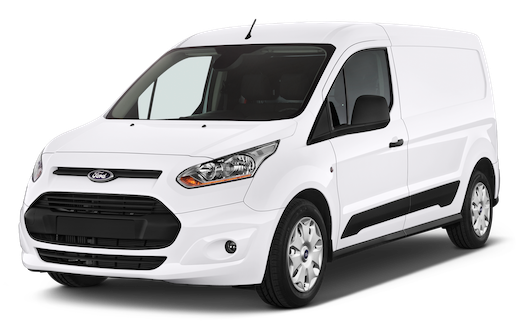 ford transit frontansicht